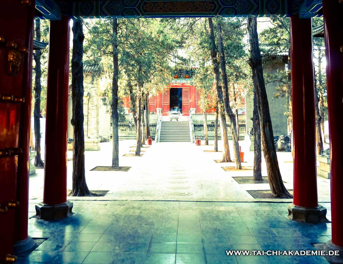 Der Shaolintempel gilt als die Wiege der Kampfkunst und als Wahrzeichen des Friedens