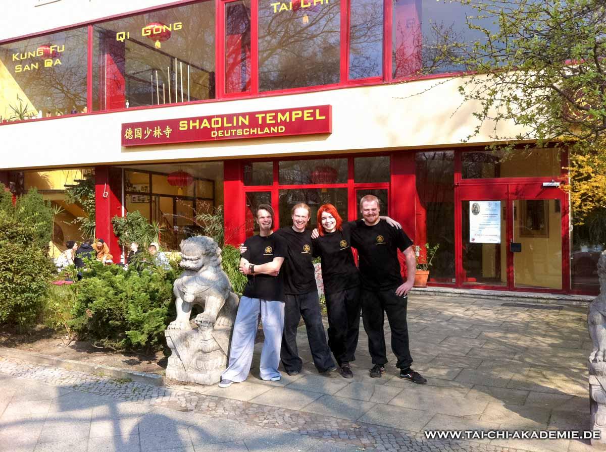 Shaolin Tempel Deutschland