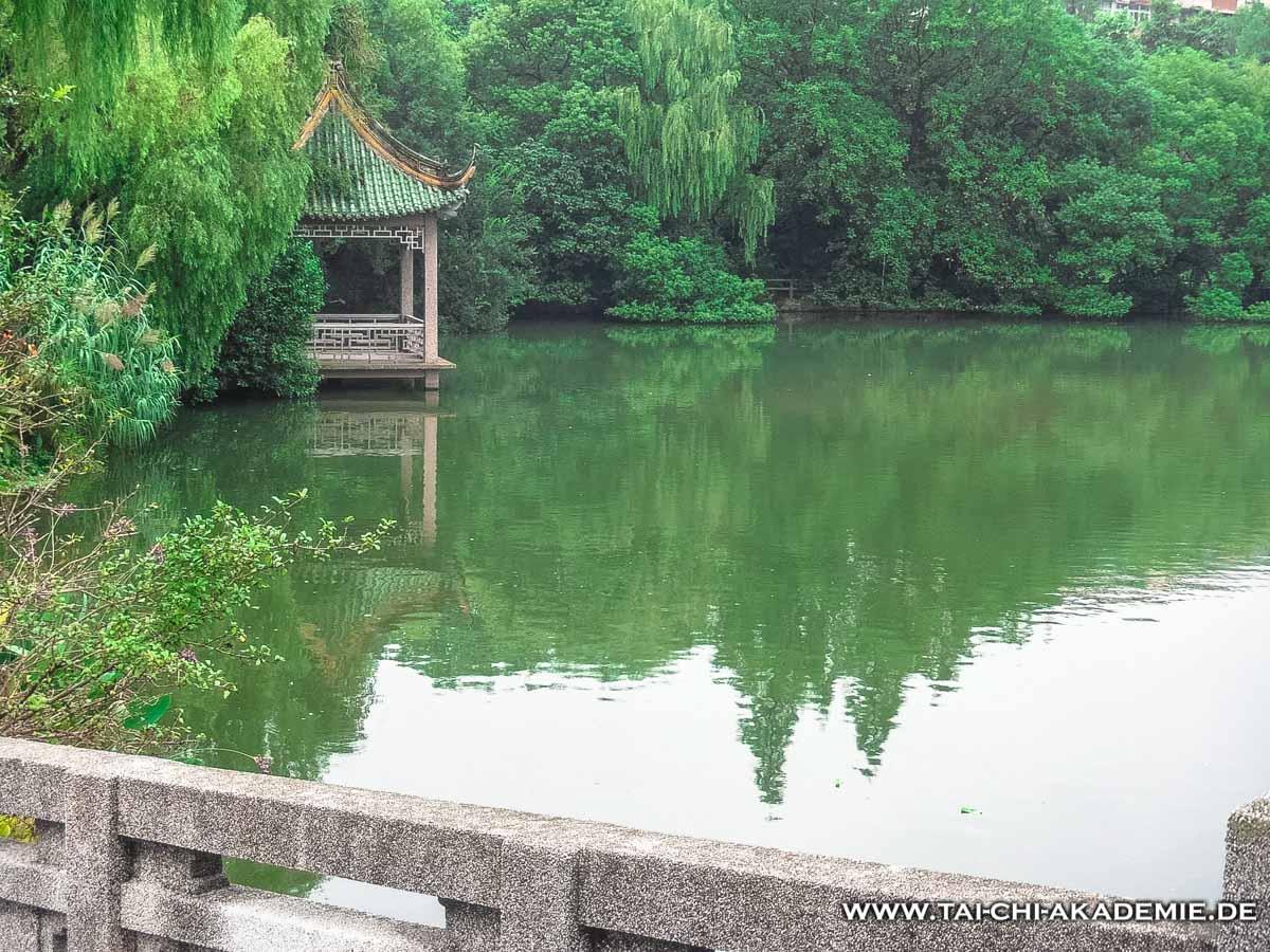 Dies ist eine der schönen Seiten von Shanghai