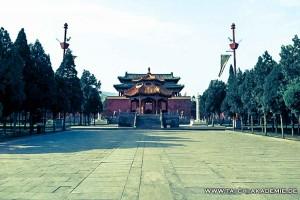 Die Pforte des Zhong Yue Miao
