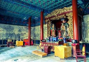 Die Nördliche Halle des Zhong Yue Miao